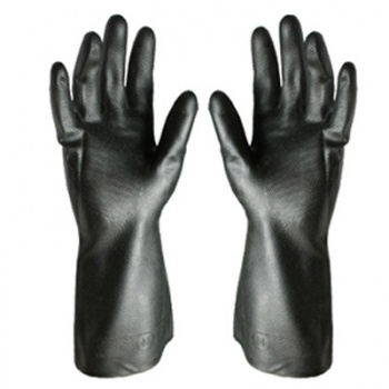 Guante Tacolatex Latex Negro